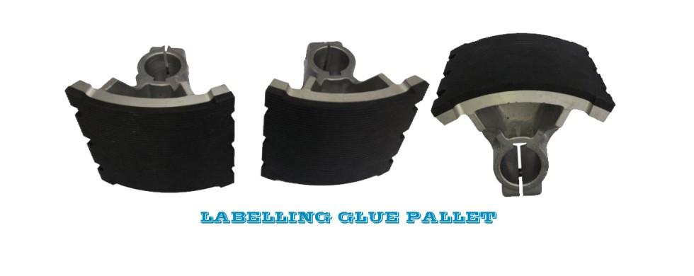 Labeler Glue Pallet, Labelling Glue Pallet, Beleimungspalette