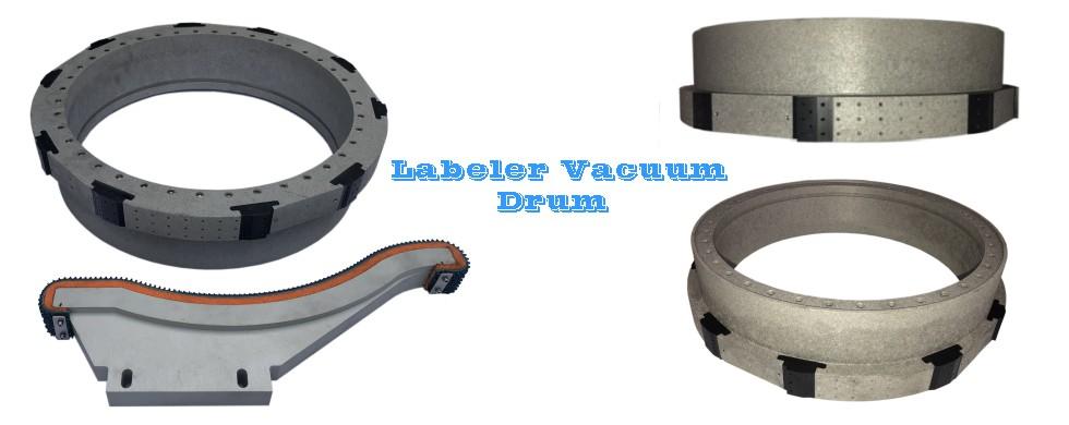 Bottle Labelling Machine Vacuum Drum