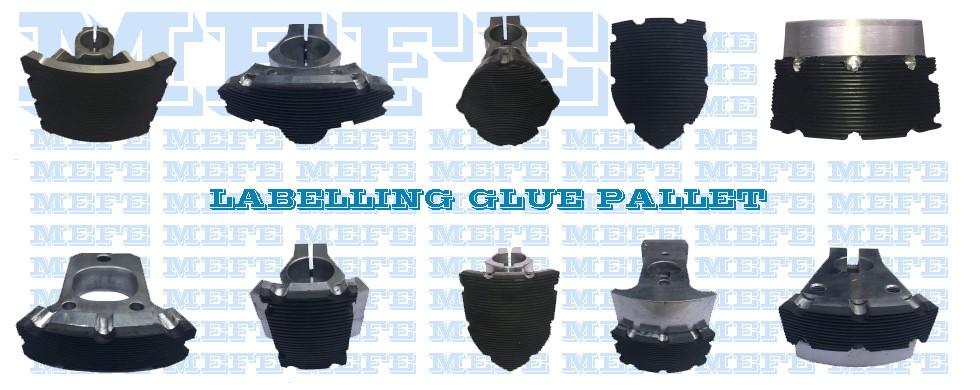 Labelling Glue Pallet, Labeler Glue Pallet