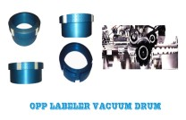 Labeler Vacuum Drum, Bottle Labelling Vacuum Drum