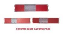 Labeler Vacuum Pad, Labeler Vacuum Drum Vacuum Pads, Suction Rails